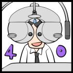 第40回「視力検査の時のあの機械の名前は…ラジオ」