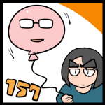 第157回「風船絵描きの自覚ラジオ」