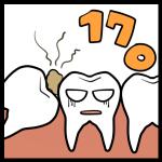 第170回「歯の話なだけに歯切れが悪いラジオ」